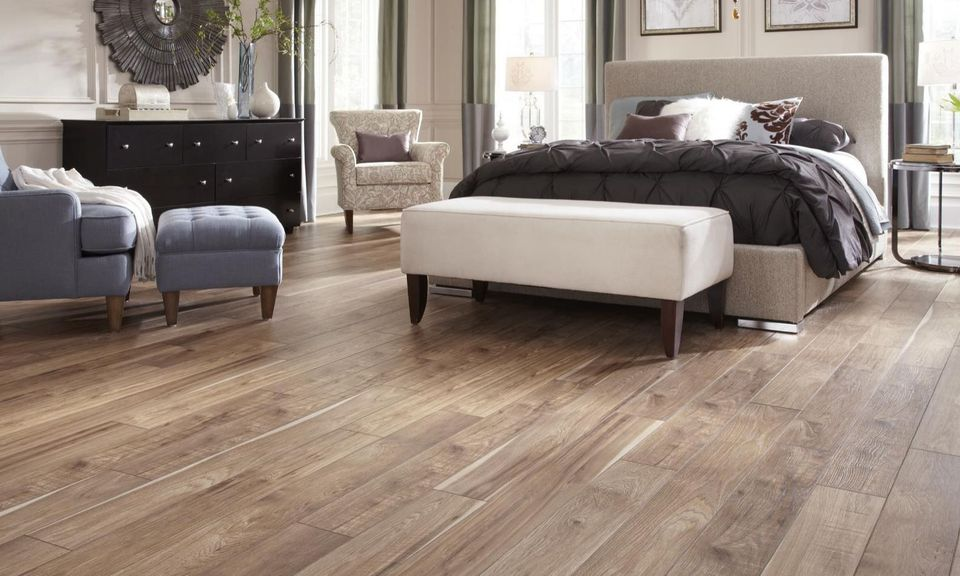 LVT flooring and advantages of LVT flooring