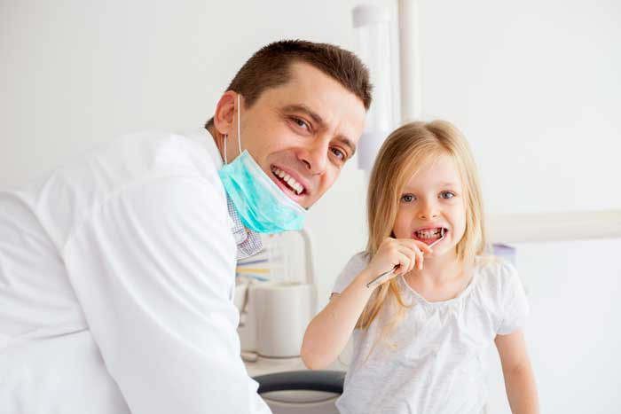 Healthy oral habits for your child!