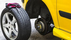 When should you replace your car tyres