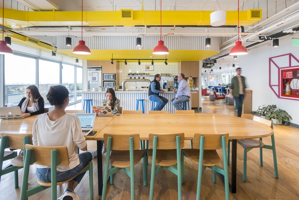 What is co-working space