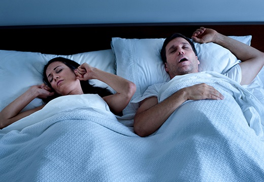 Why do people snore